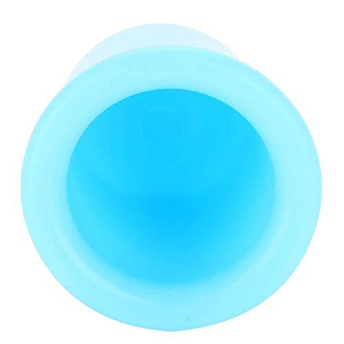 Copas Cuerpo anti Celulitis de Vacío, Ventosa, Producto de cuidado de la salud de silicona al vacío Anti celulitis Ventosas Copas Mejora la Circulación (#2)