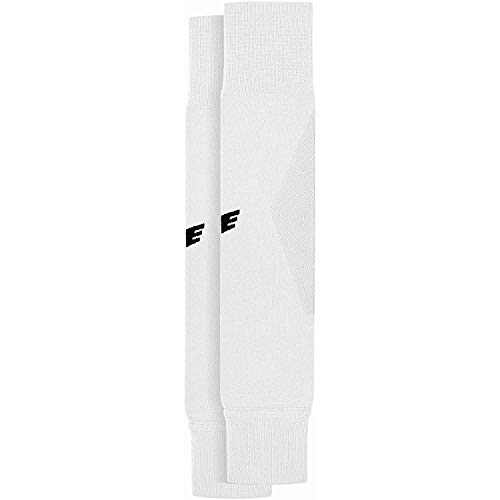 Erima Erwachsene Basic Tube Socken, weiß/Schwarz, 3
