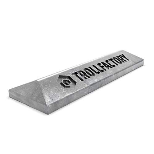 TFZ Reinzinn 99,9% 4 x 250g Barren gesamt 1kg
