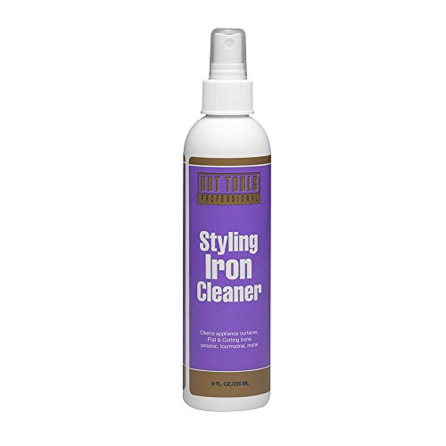 HOT TOOLS Styling Iron Cleaner, 8 Fl Oz