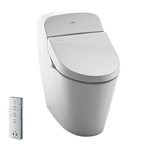 Toto Washlet with Integrated Toilet