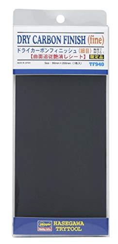 ハセガワ トライツール ドライカーボンフィニッシュ(細目) プラモデル用素材 TF940