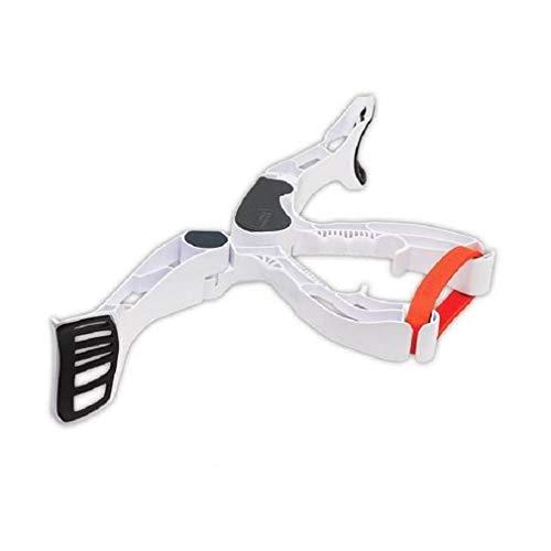 Easy Arm Toner (inclusief weerstandsbanden) Spiertrainer Afslankapparaat wit