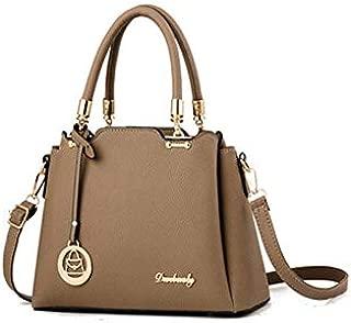 GoQuik Fashion Handbags Handbags Wild Messenger Bag, Size: 28X12X21CM, Multi-Color Optional (Color : E)