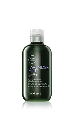 Paul Mitchell Tea Tree Lavender Mint Defining Gel - Leave-In Haar-Pflege für wellige, lockige und naturkrause Haare, tägliches Styling-Gel für trockenes Haar, 200 ml