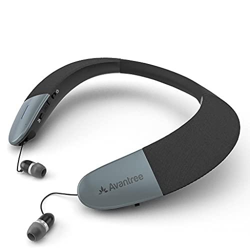 Avantree NB05 Altavoz Inalámbrico Portátil, Bluetooth 5.0, aptX HD, Baja Latencia