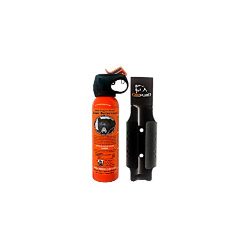 Udap Bear Spray Safety Orange