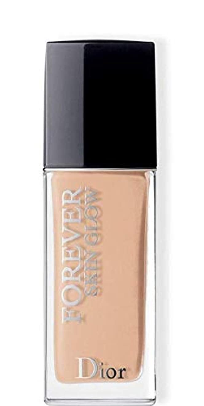 フィードバック牛オーブンクリスチャンディオール Dior Forever Skin Glow 24H Wear High Perfection Foundation SPF 35 - # 2CR (Cool Rosy) 30ml/1oz並行輸入品