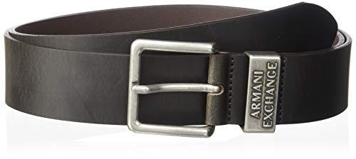 Armani Exchange Cowboy Cinturón para Hombre