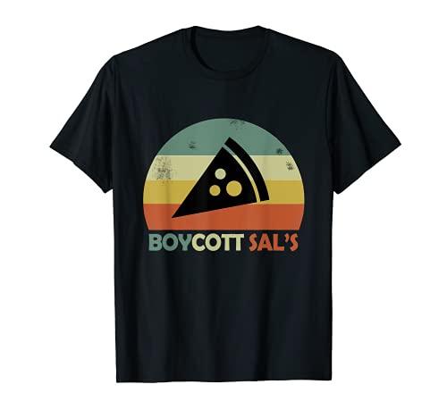 BOYCOTT SALS - Funny Memes Retro Vintage T-Shirt