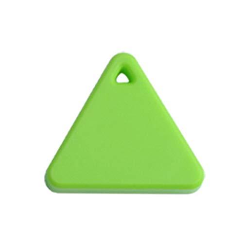Slimme huisdier producten Mini Tag Smart Tracker huisdier kind portemonnee sleutel Finder Gps Locator Alarm Gps Trackers, Groen