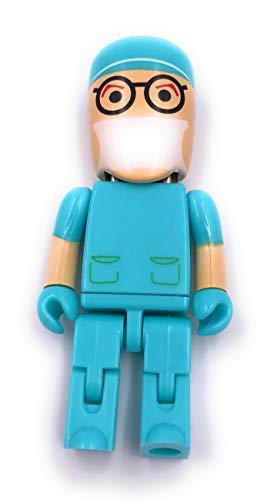 Preisvergleich Produktbild H-Customs Chirurg Arzt Dr mit Mundschutz USB Stick 8GB USB 2.0