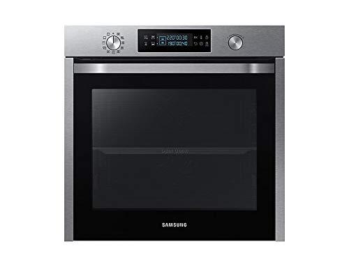 Samsung Einbauofen NV75K5541RS/EG, Twin Cooking mit Teleskopauszug