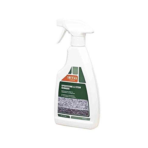Siena Garden 925706 Spraystone & Stein Reiniger 500 ml/Sprühkopf
