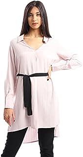 M.Sou Tunics Full Sleeve V Neck SizeFor Women