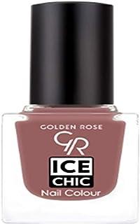 Golden Rose Ice Chic Nail Polish No. 129