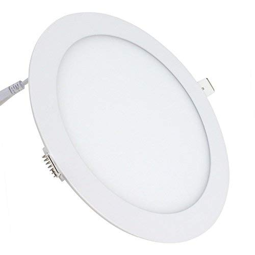 Placa LED Circular 24W Downlight 4000K-4500k Blanco Neutro Empotrado ONSSI LED