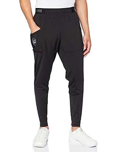 PUMA Arsenal FC Stadium Pro Pant with Zipped Pockets - Pantalones de Correr Hombre