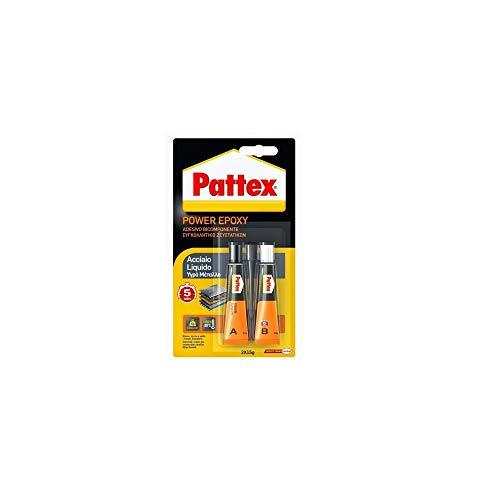 Pattex 1659549, Colle époxy Acier Liquide, 30 g