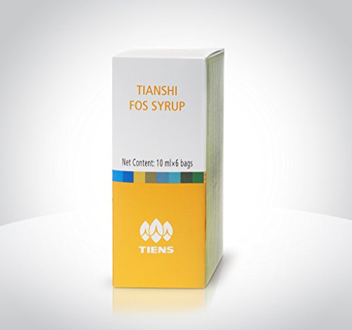 FOS SYRUP By Tiens - Best Of FOS Supplement - FOS Probiotic - FOS Tablets - FOS Capsules - Fructooligosaccharides (FOS) - Probiotic Nutritional Supplement - Maintain Digestive Health - Stabilise Intestinal Microflora - Boost Immunity - Manage Weight - Balance Blood Lipids