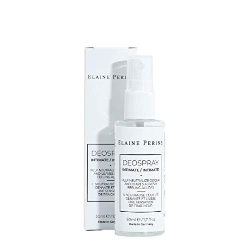 Desodorante íntimo sin alcohol, contra el olor íntimo de Elaine Perine™, 50 ml de capacidad.