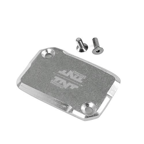 Bremszylinder-Abdeckung TNT für MBK Nitro/Yamaha Aerox, silber
