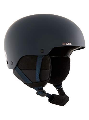 Anon Herren Raider 3 Snowboard Helm, Rogasch Blue, Mittelgroß