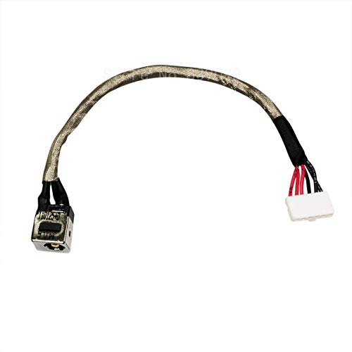 KEMENG New DC Power Jack Cable for MSI GL62M 7RDX MS-16J9 K1G-3006022-H39