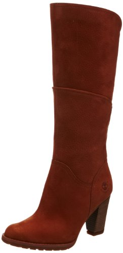 Hot Sale Timberland Women's Stratham Heights Tall Boot,Brown,8.5 M US