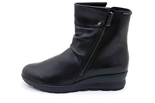 Mephisto - Phila - Bottes Et Boots - Femme - Semelle Amovible : Oui - Noir - Taille 8 UK