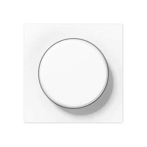 Preisvergleich Produktbild Jung Abdeckung für Drehdimmer A1540WW,  5.5 cm x 5.5 cm
