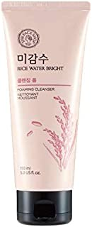 The Face Shop Rice Water Bright Foaming Cleanser, 150 ml