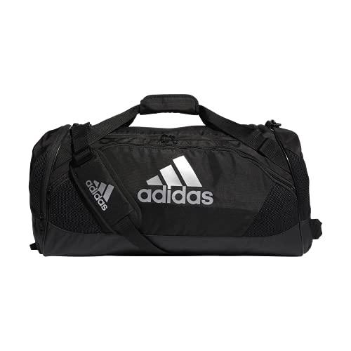 adidas Team Issue II Sporttasche, mittelgroß, Schwarz