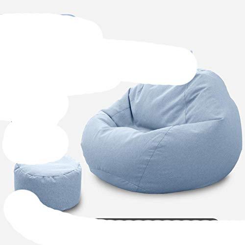 Lazy Sofa Bean Bag Tatami On The Ground Single Small Family Bedroom Balcony Girl Heart Lovely Leisure Chair