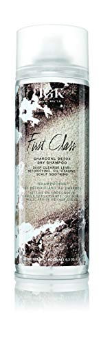 IGK FIRST CLASS Charcoal Detox Dry Shampoo, 6.3 Oz
