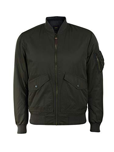 Lee Herren Bomberjacke, Größe:S, Farbe:Military Green (ATDA)
