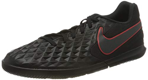 Nike Herren Legend 8 Club Ic indoor football trainers, Schwarz, 41 EU