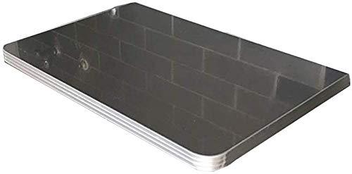 ZXYY Wandmontage klaptafel RVS Tafelblad Multifunctionele Home Keuken Eettafel Kinderen Studie Bureau (Maat: 100 keer;40cm)
