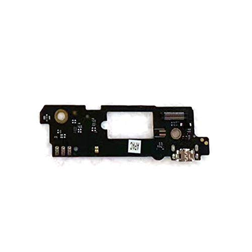 HDHUIXS Compatibilidad Puerto USB de Carga Junta Fit For Alcatel 9008X 50980 Base de Carga USB Puerto Flex Piezas de reparación del Cable Profesional