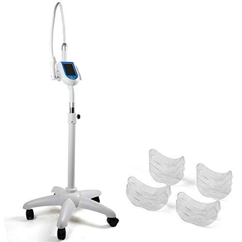 Blanqueamiento dental blanqueamiento de dientes blanco LED Lámpara blanqueamiento dental,Blanqueamiento dental Accelerator Luz LED 5 pulgadas,Sistema de blanqueamiento dental electrónico táctil