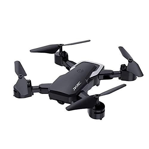 LNHJZ JH3S - Quadcopter de Drones Ultraligero y Plegable, cardán de 3 Ejes con cámara 4K, Foto de 12 MP, Tiempo de Vuelo de 20 Minutos, transmisión de Video HD OcuSync 2.0 de 10 km, QuickShots
