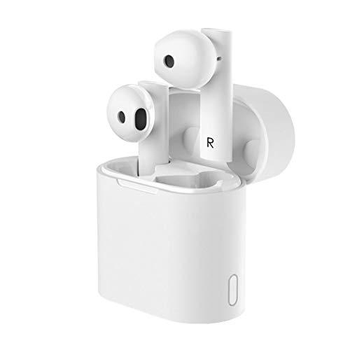 Auricolare Bluetooth 5.0 Sportivo binaurale Senza Fili con Contenitore di Ricarica