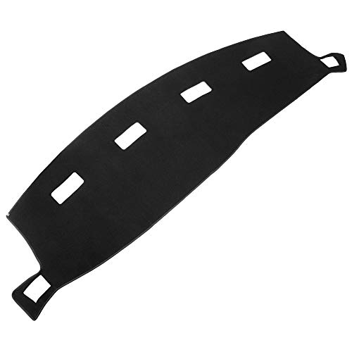 KSTE Armaturenbrett-Abdeckung Teppich Dash Pad for Dodge RAM 1500 2500 3500 02-08