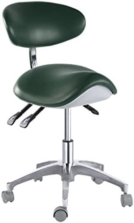 5% OFF Standard Dental Mobile Chair Saddle-1 Max 56% OFF PU Stool Leather Doctor's