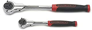 GearWrench 1/4 & 3/8 81223 2 Pc. Roto Ratchet Set- Cushion Grip