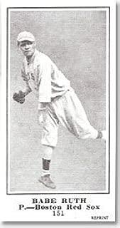 Best 1915 babe ruth baseball card Reviews