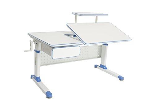 ApexDesk ALSD2128-BL Kids, Blue Desk Only