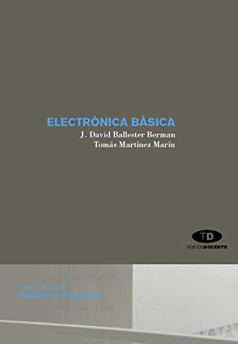 Electrònica bàsica (Textos docentes)