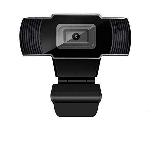 YEYUBH USB Webcam Full HD 1080P Webcam Camera, Digital Webcam With Microphone Autofocus 1920 * 1080 For Laptop Desktop Computer Tablet webcam (Color : 720P)