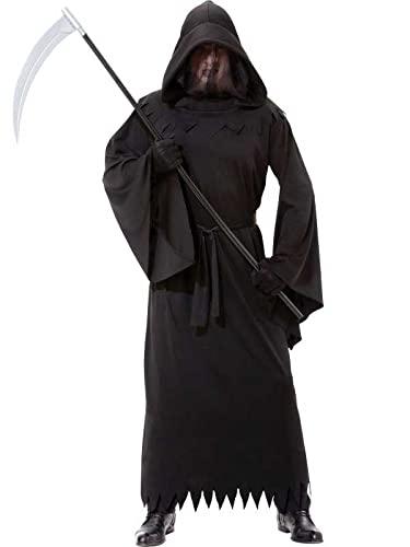 Christy's Amscan - Disfraz de Fantasma de la Oscuridad para Hombre